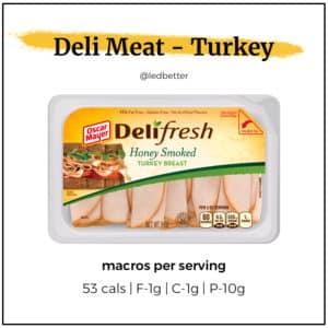 Deli Meat Turkey