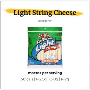 Light String Cheese