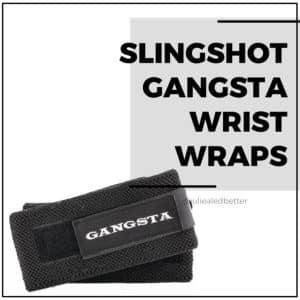 Slingshot Gangsta Wrist Wraps