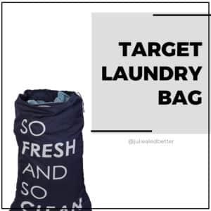 Target Laundry Bag