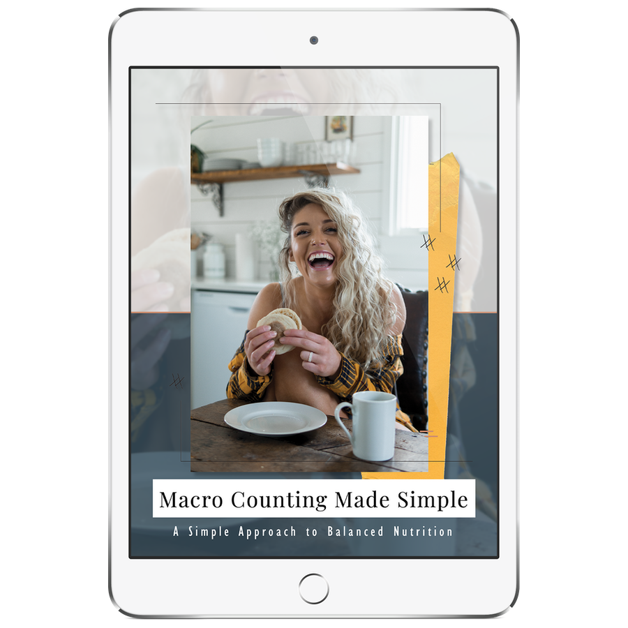 Product - Macro Counting Made Simple Ebook - Julie Ledbetter.png