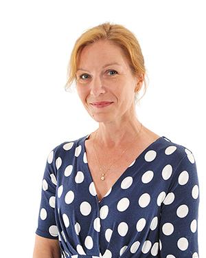 Judith Denyer  Foundation Governor