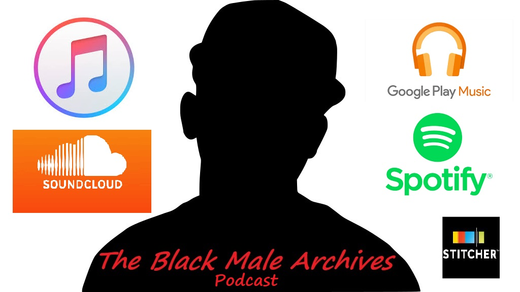 The Black Male Archives podcast list.jpg