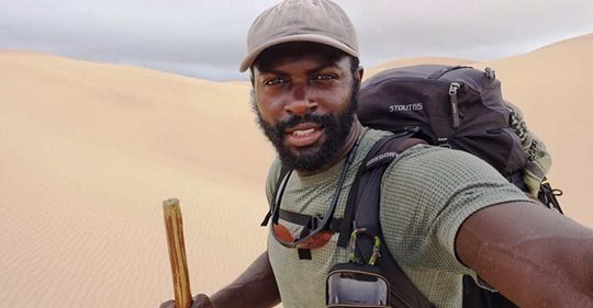 MULTIPLICITY 2019: Meet The Man Who Walked Across Africa