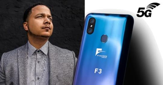 Black Entrepreneur Beats Apple And Samsung At Launching America's First 5G Smartphone