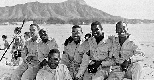 Documentary to tell story of all-black Army unit that protected Hawaii in WWII