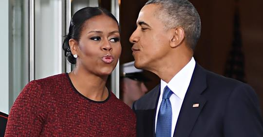 Michelle Obama: 'I had never met a black dude like Barack Obama'