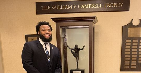 Christian Wilkins' message to the World: Always be yourself and who you were ment to be