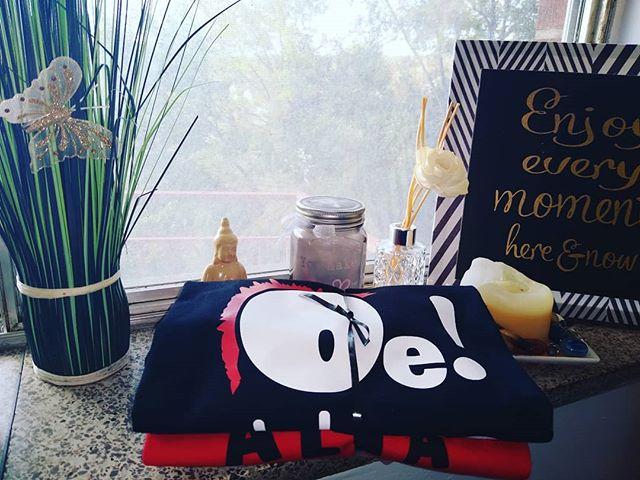 Ready to go❤️Another project done🥰❤️Gracias por Confiar en Nosotras💁 @mujerescreadoras2019 ❤️ . . . . . . . #emprendedoras #emprendedores #latinababe #latinaencanada #latinosencanada #latina #latinagirls #canada #colombianaencanada #mujerempoderada #mujeressexys #mujerhoy #handmade #caleña #caleñaporelmundo #personalizados #newtshirt #tshirtsfemininas #personalizedgifts #hockeylover #hockey