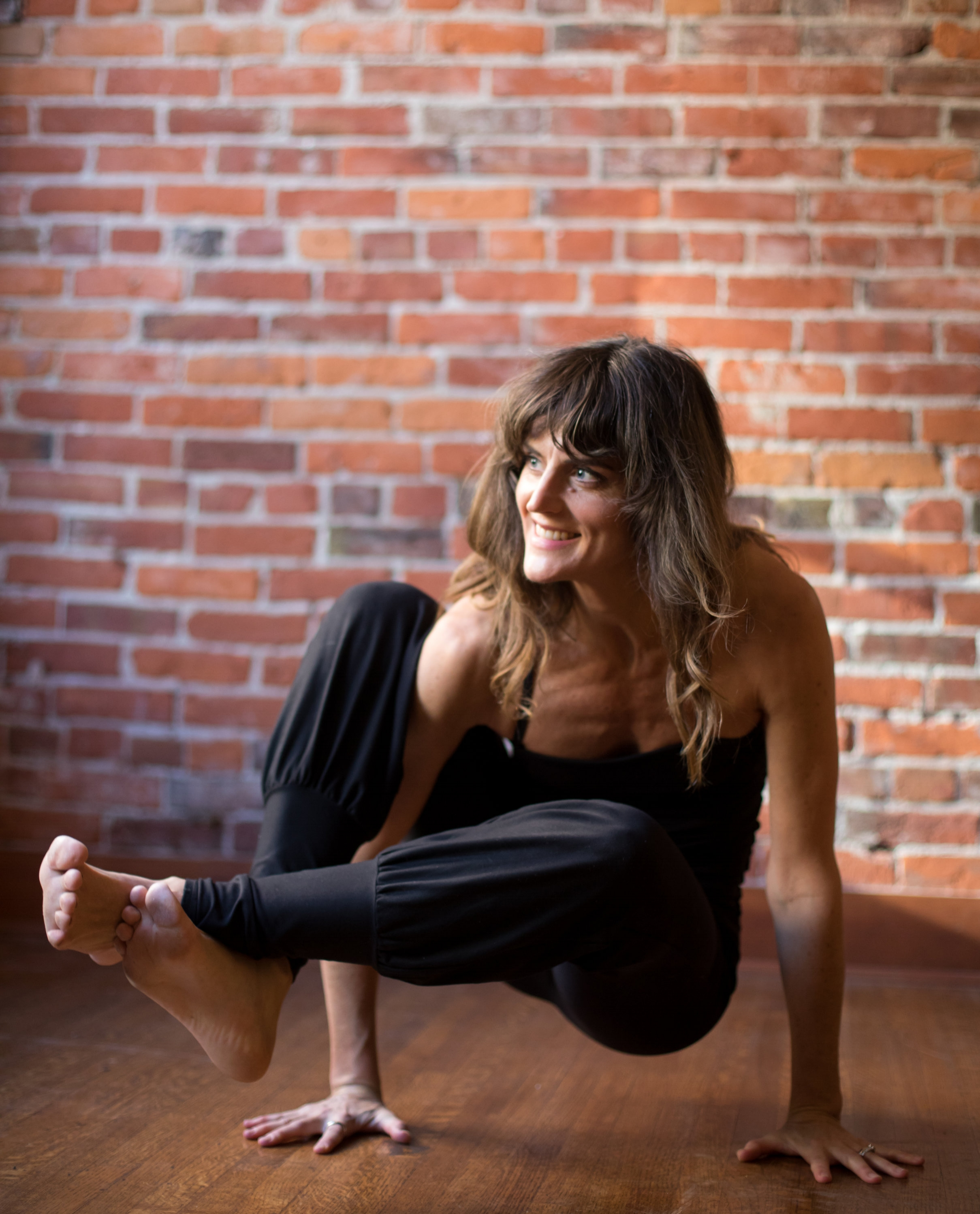 ABOUT… - I have been a student of yoga since the 1990s, teaching since 2004, and hold certifications in Vinyasa yoga and Anusara yoga. My classes are a blend of slow, warming flows, and poised, precise work. Valuing deep feeling and honest attention, combined with teachings from the ancient and the everyday, I work to hold a space where you are safe to feel, and supported to grow.SEE CHRISTINE'S FULL BIO…
