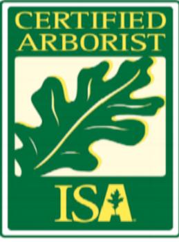 ISA Certified Arborist -