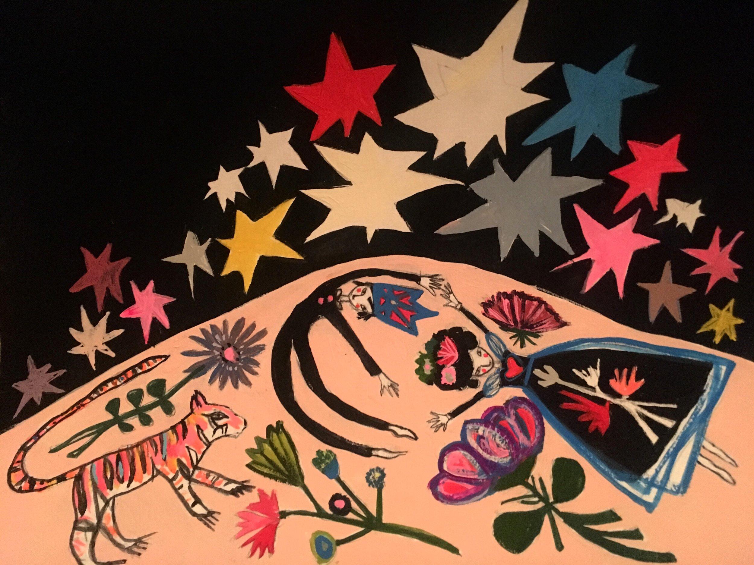 Star Blanket