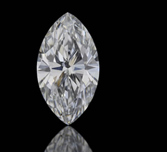 MARQUISE - The Marquise Cut diamond is another modified brilliant cut, best described as a narrow pointed oval shape.