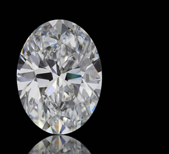OVAL - The Oval Cut diamond is an oval-shaped modified brilliant.