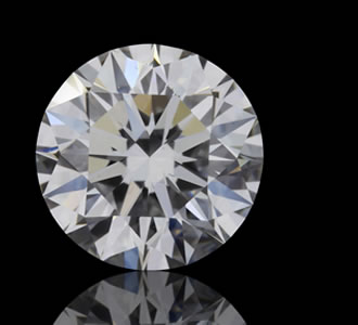 ROUND BRILLIANT - The Round Brilliant is the traditional round diamond, the most brilliant of all the cuts.