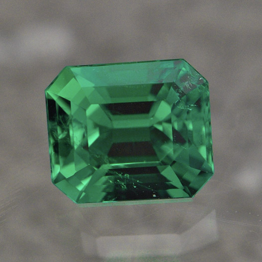 EMERALD - High quality Emeralds that are mostly free of inclusions can be used in rings, but most Emeralds on the market are of low quality, full of cracks and fractures which makes them more susceptible to breaking and therefore unsuitable for most jewelry.Mohs Scale Rating: 7.5-8