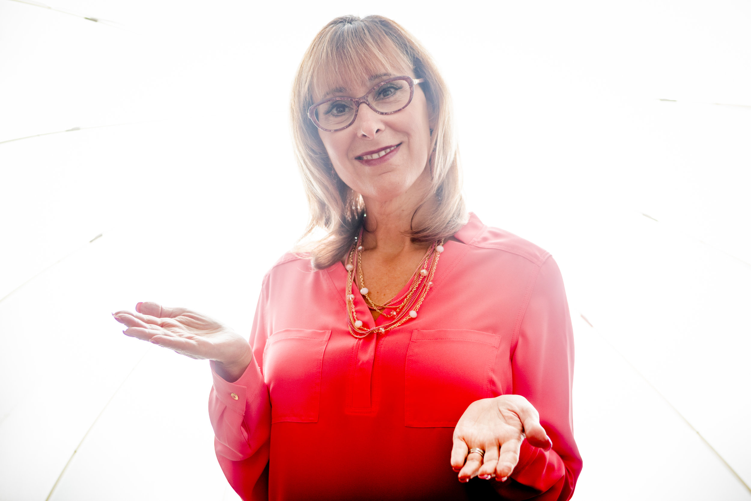 client showcase - michele granberg,mindset coach +talk show host