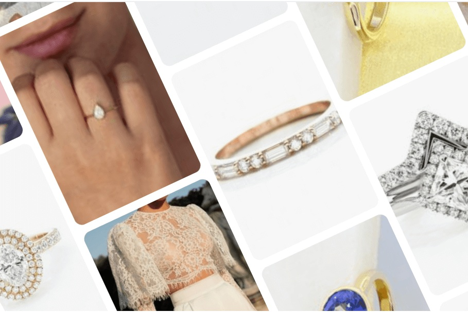 Share your ideas and browse designs. - As a bespoke jeweller, we're able to create the design you have in mind. Explore our core collection of designs, browse ideas online or make your mark with a vintage inspired engagement ring.