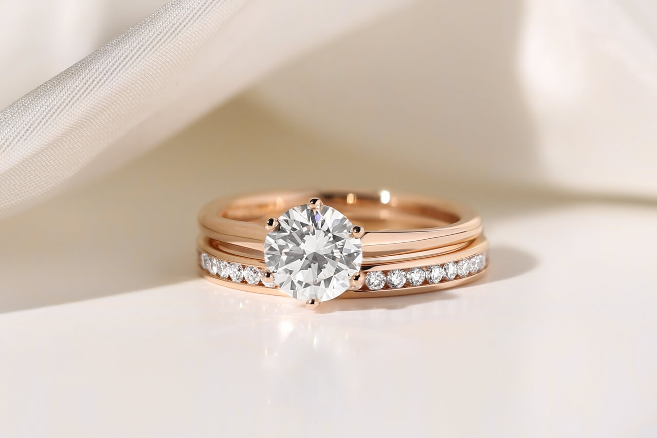 Customise your ring - We design and craft each ring in-house, from start to finish, so we can tailor our designs to you and your preferences. Be part of the process and create something truly unique.Bespoke Engagement Rings