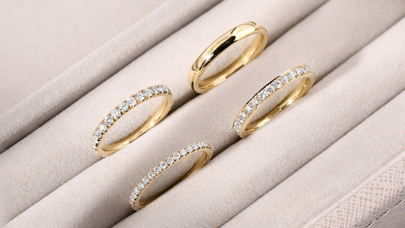 A Beginner S Guide To Choosing Your Wedding Rings Holts Gems