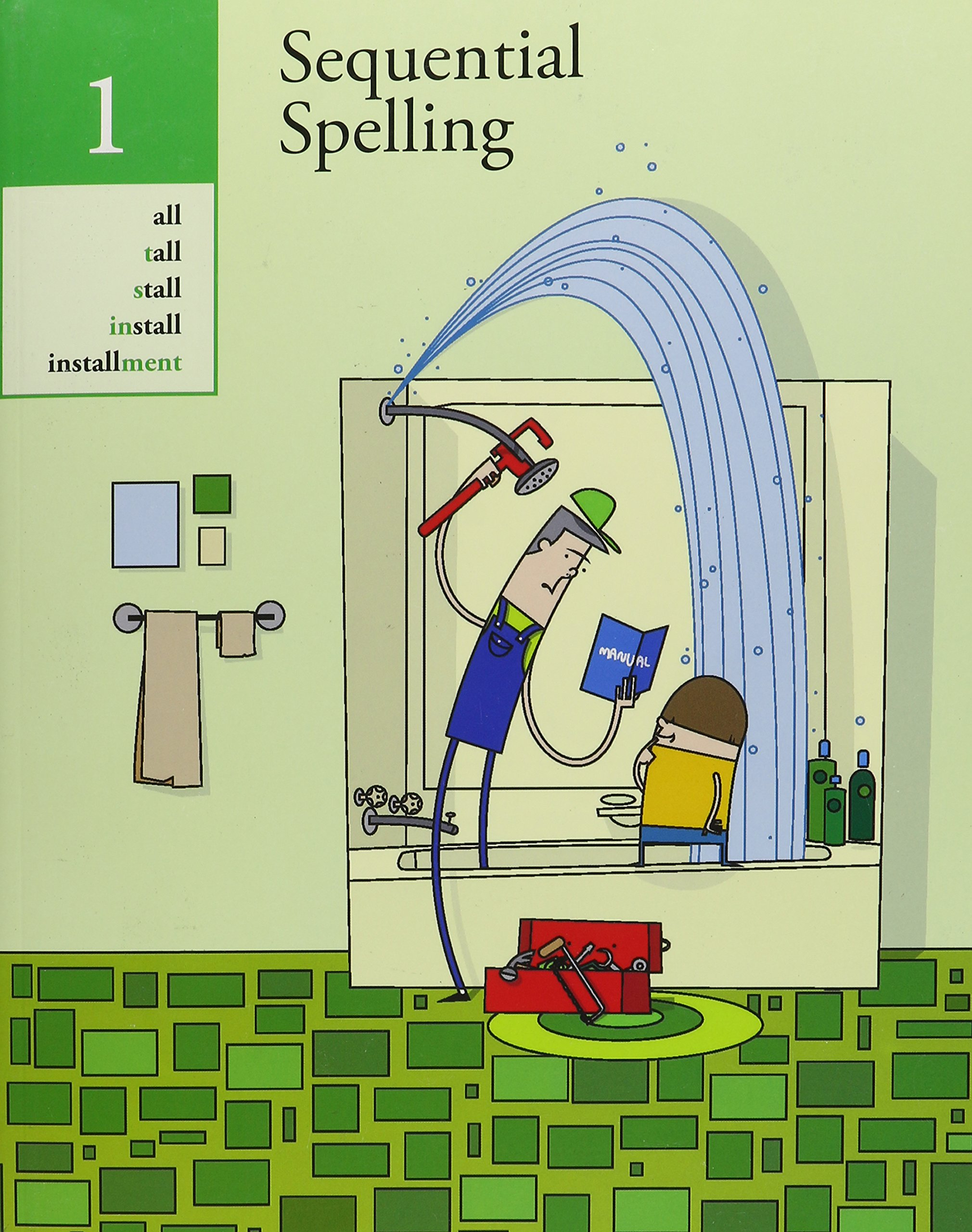 Student Spelling Book: Sequential Spelling 1 Student WorkDon McCabe (2011-05-04) Paperback – 2011