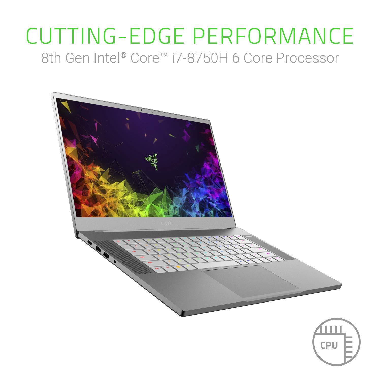 "Chris' Computer: Razer Blade 15: World's Smallest 15.6"" Gaming Laptop - 144Hz Full HD Thin Bezel - 8th Gen Intel Core i7-8750H 6 Core - NVIDIA GeForce GTX 1060 Max-Q - 16GB RAM - 512GB SSD"