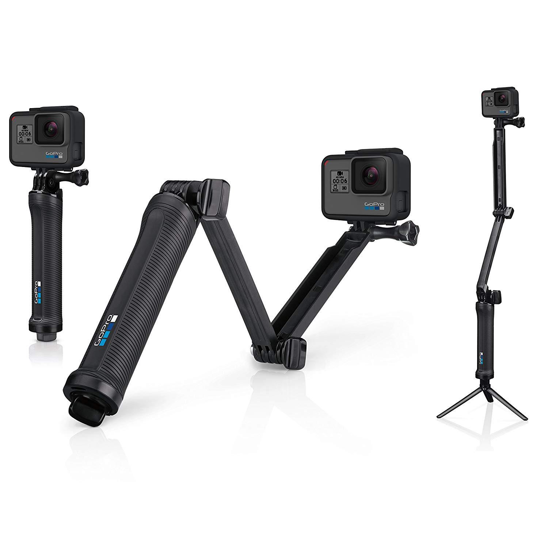 GoPro Stick: GoPro 3-Way Grip, Arm, Tripod (GoPro Official Mount)