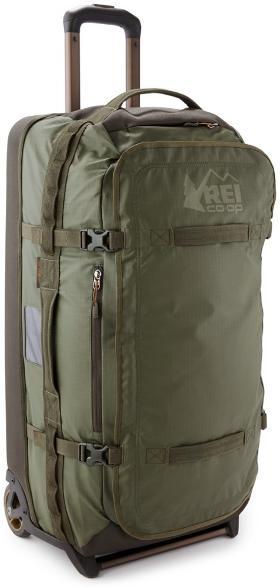 "Our REI Luggage: REI Co-op Big Haul Rolling Duffel - 30"""
