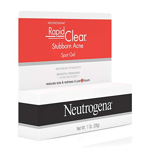 Acne Face Cream: Acne Spot Treatment Gel with maximum Strength Benzoyl Perozide Acne Treatment Medicine