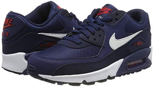 Chris' Nike Shoes: Nike Men's Air Max 90 Essential Low-Top Sneakers
