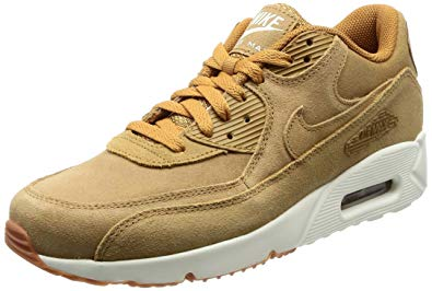 Chris' Nike Shoes: Nike Air Max 90 Ultra 2.0 Leather (Flax)