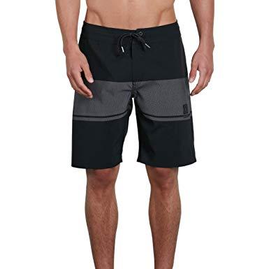 "Men's Boardshorts: Volcom Men's Quarta Static Stoney 19"" Boardshort"