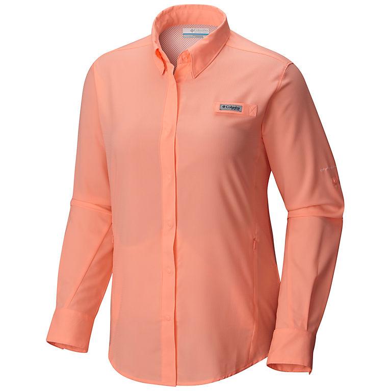 Columbia Shirt: Women's PFG Tamiami™ II Long Sleeve Shirt