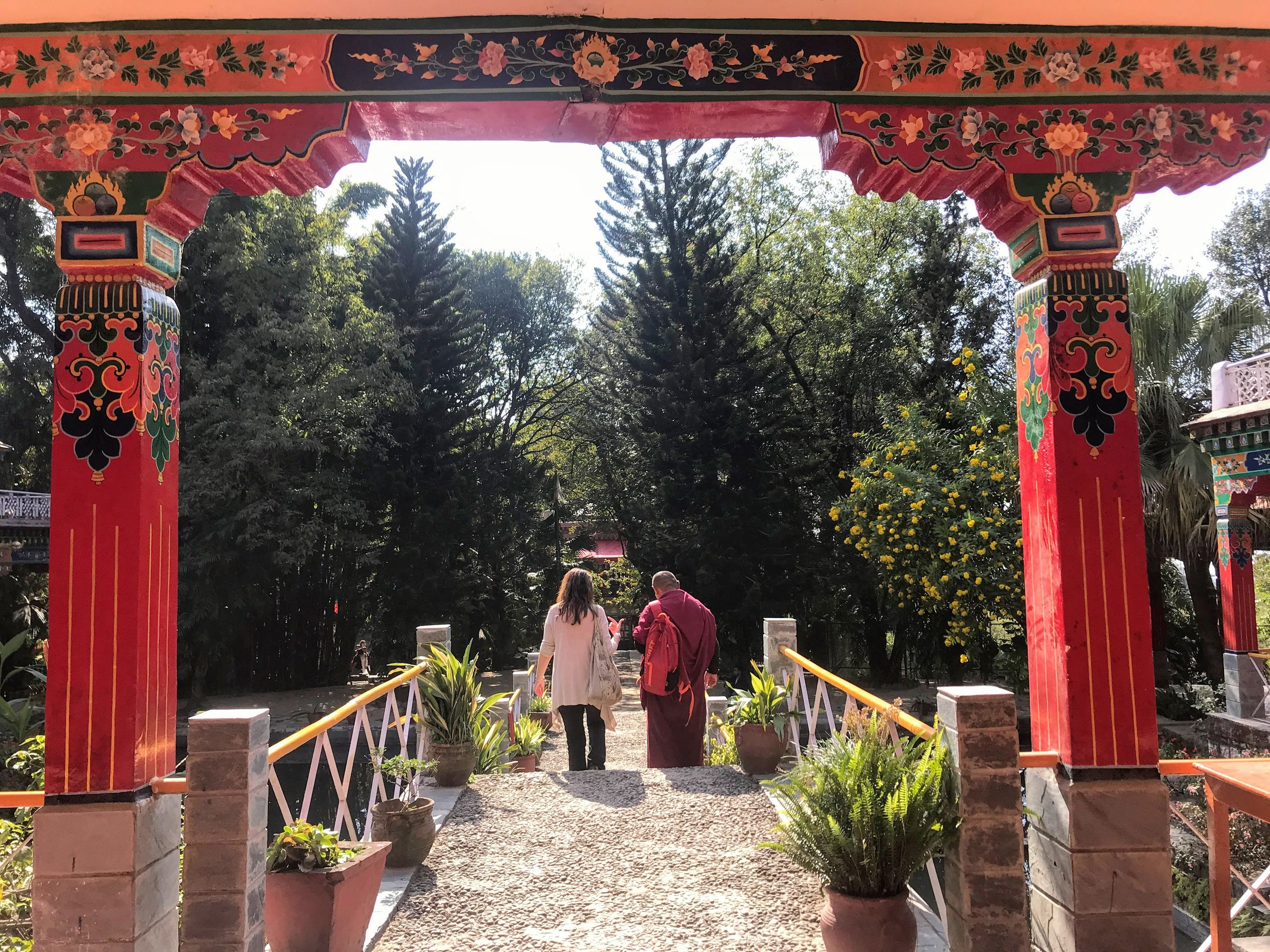 Learn about Tibetan Buddhism, art and culture.