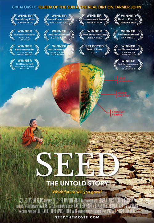 SEED The Untold Story  —  Screening & Panel