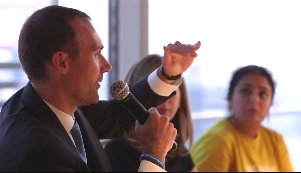 CO2Logic CEO Arnaud Brohé, Panelist — Can Business Address Climate Change Effectively, And Redefine Itself in the Process?