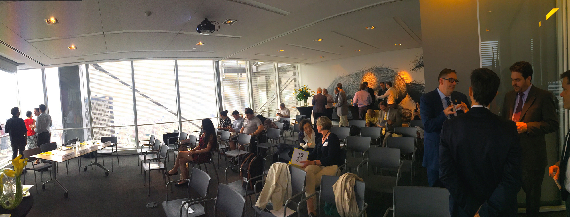 Regional Governments and the 2030 SDG Agenda — Flanders House New York