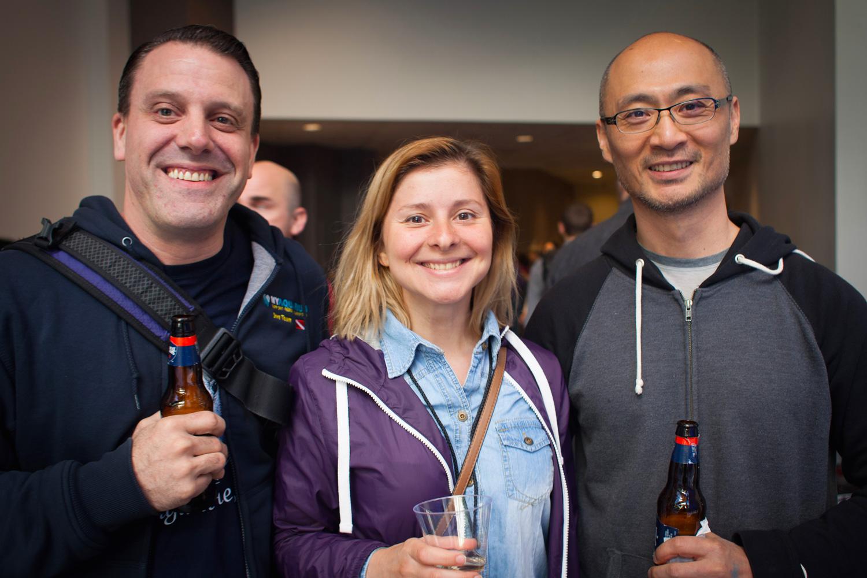 Networking Reception — NYC Premiere Ocean Frontiers III