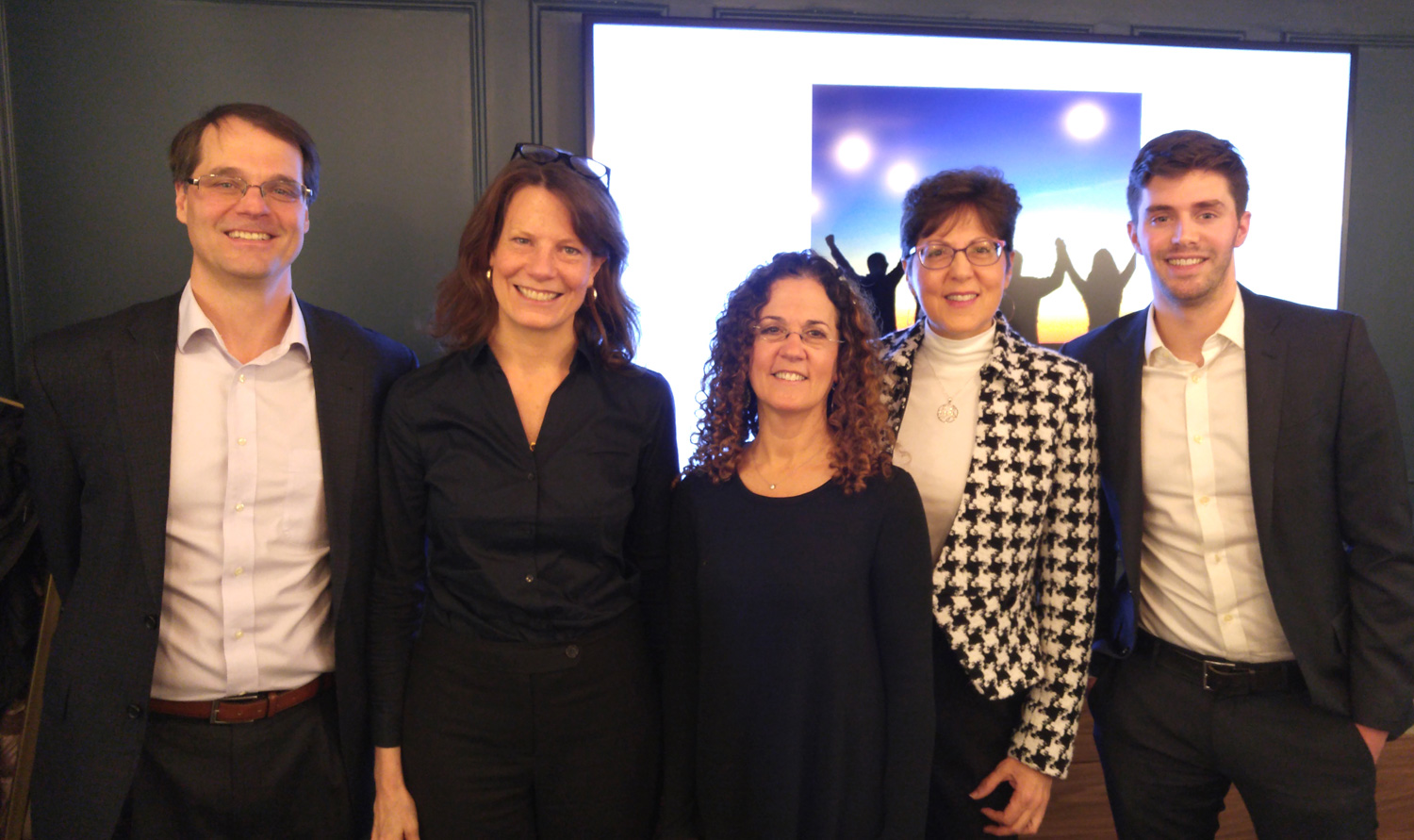 Sustainability In Action Launch — ISSP-NYC, EcoVadis, and Green Team Spirit