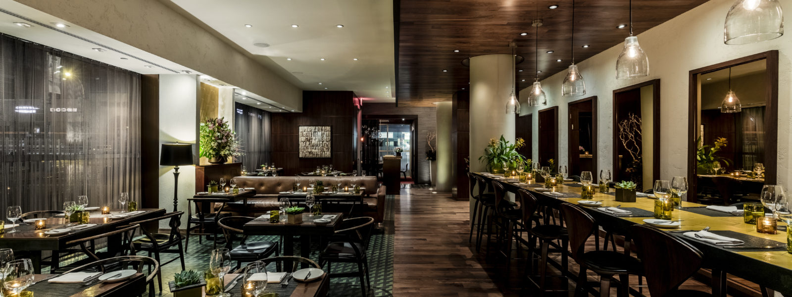 Inaugural Holiday Networking Reception — PRINT Restaurant