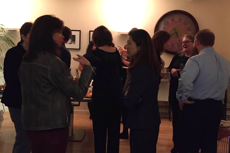 ISSP-NYC Holiday Networking Reception