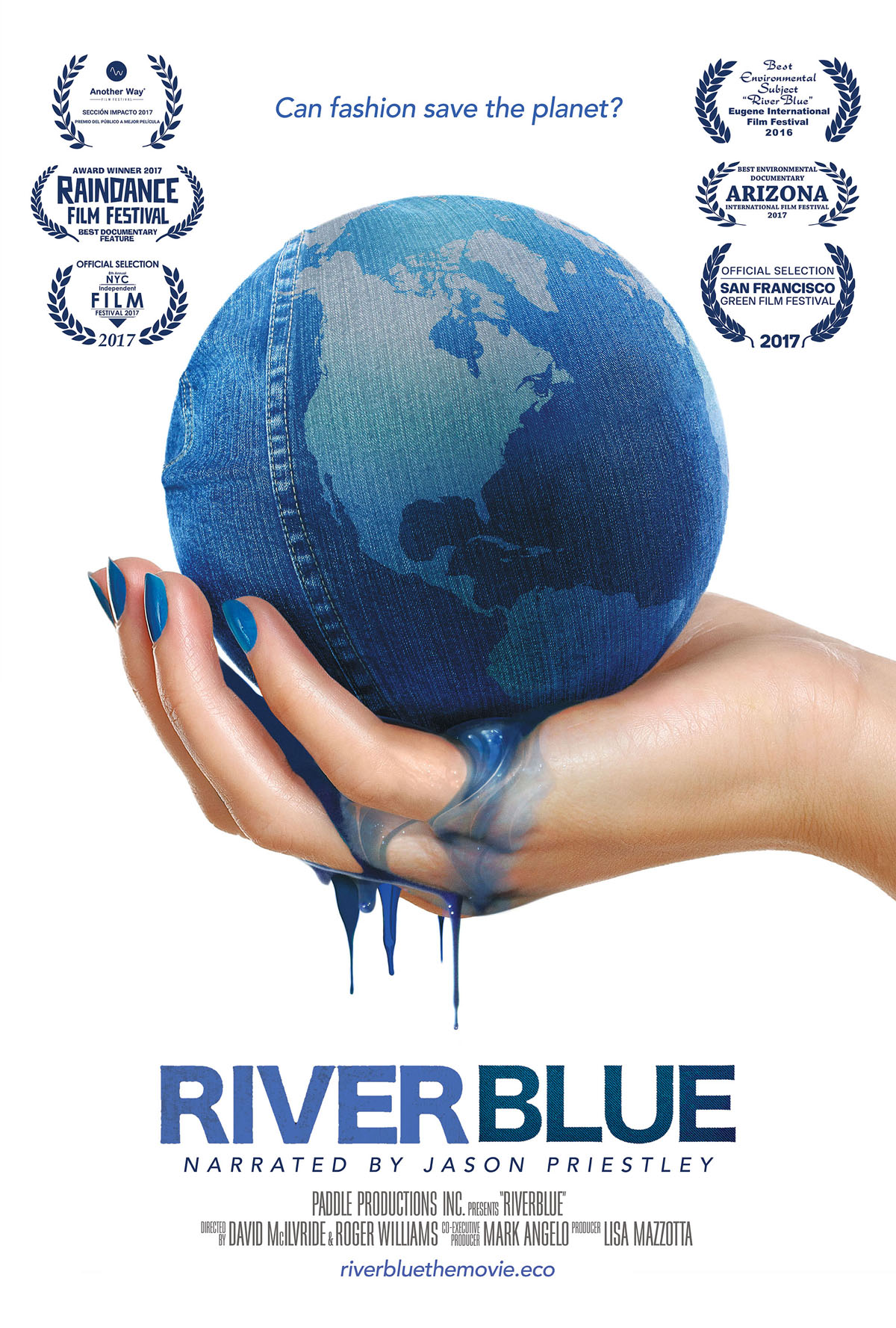 RIVERBLUE   —  Screening & Panel Discussion