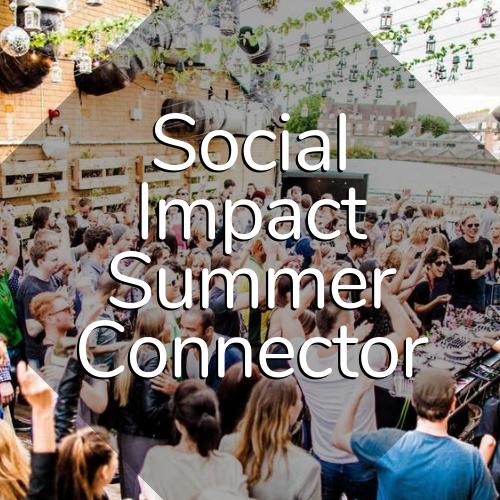 2019 SOCIAL IMPACT SUMMER CONNECTOR