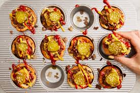 Cheeseburger Cups @delish