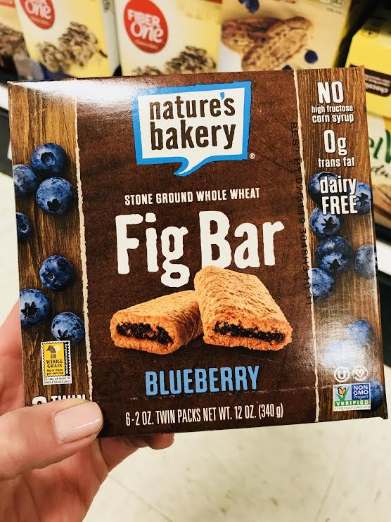 "Nature's Bakery Fig Bar - These bars a good alternative to a traditional granola bar. While higher in sugar, they are lower in fat than many other bars, contain no junky ingredients and some whole grain. They are by no means a ""health food"", but they are a good option for a bar. I also like that they don't have nuts or peanuts so make a good option for bringing to school. The kids enjoyed these as well."