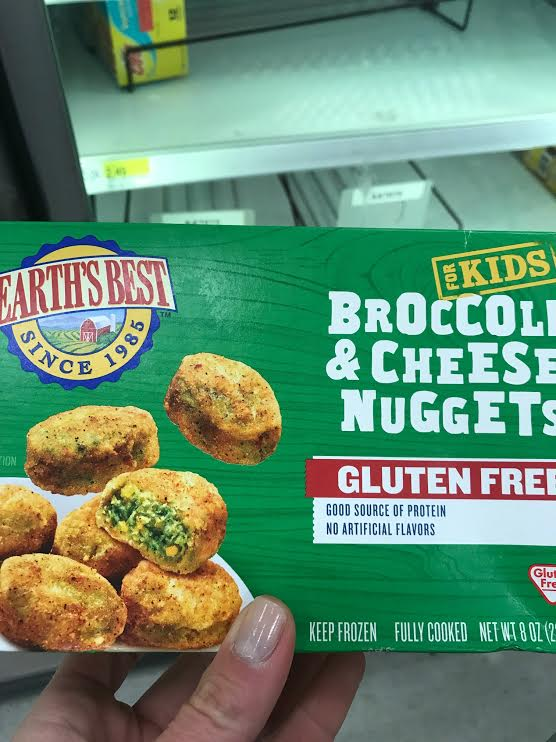 "Earth's Best Broccoli & Cheese Nuggets - 2.5* I was a little surprised to find that this Earth's Best product was not organic. And, after a closer look at the ingredient list, I understood why. There is a long ingredient list with gums, starches, sugars and many more ingredients than necessary for a food that could have clean simple ingredients. While these pack in a lot of vitamins from all of the fortification, considering they are ""broccoli"", there is almost no fiber. And, advertising them as a good source of protein on the front just seems misleading (they have 3 g/serving). On the plus side, all the kids liked them (despite the name which made them not want to try them) and the sodium content is decent for a frozen food. However, I'd much rather see some cheese melted on broccoli which would be just as fast and more nutritious."