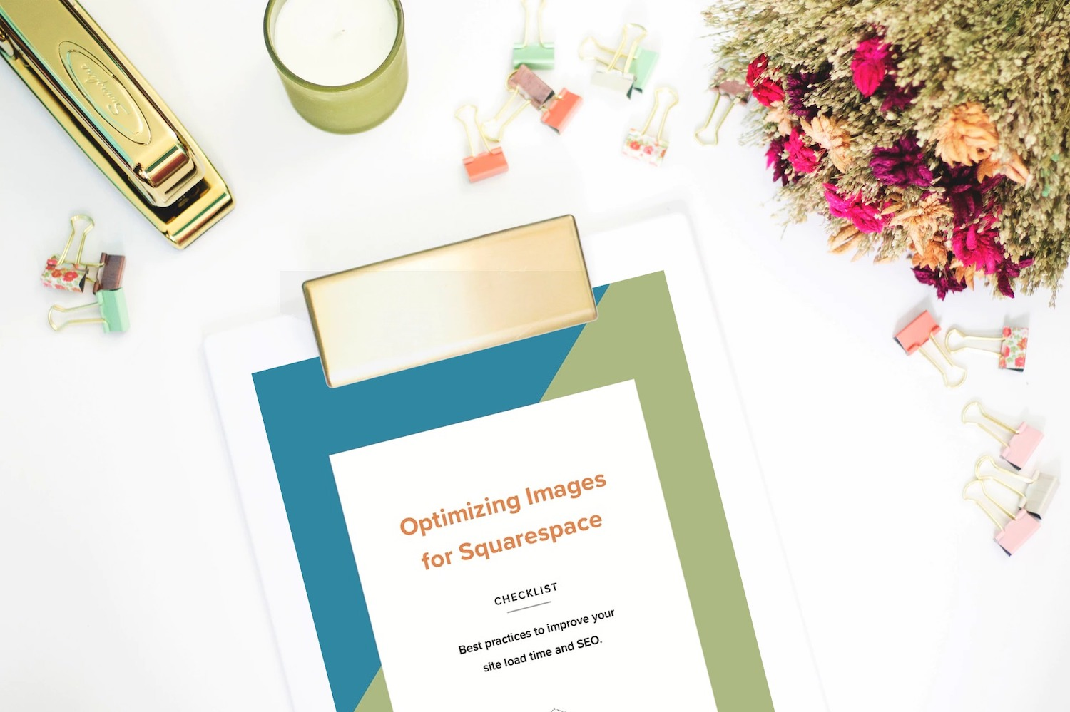 Optimizing Images for Squarespace Checklist
