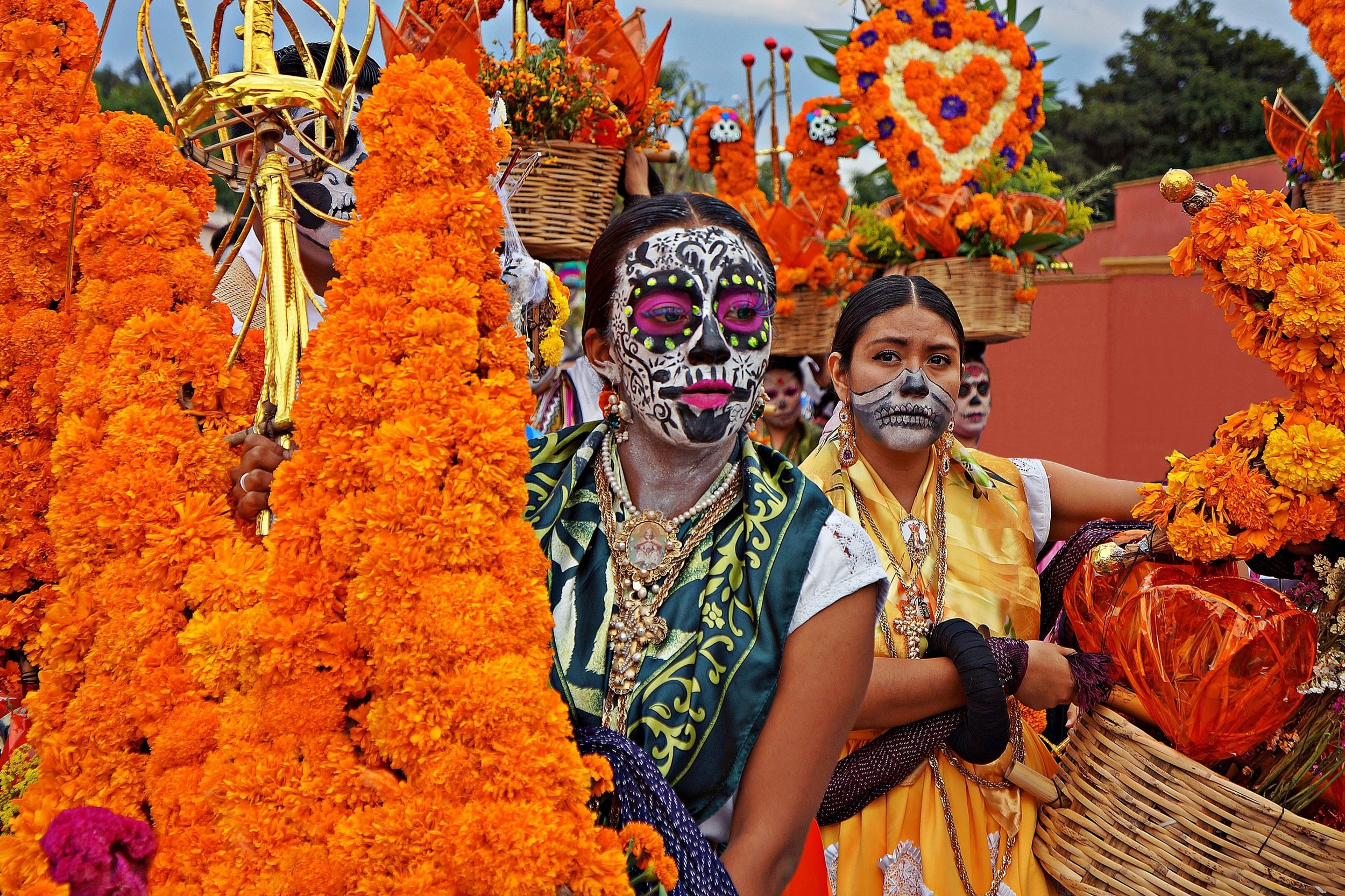 Oaxaca Day Of The Dead - Nov 6th - 12th, 2019