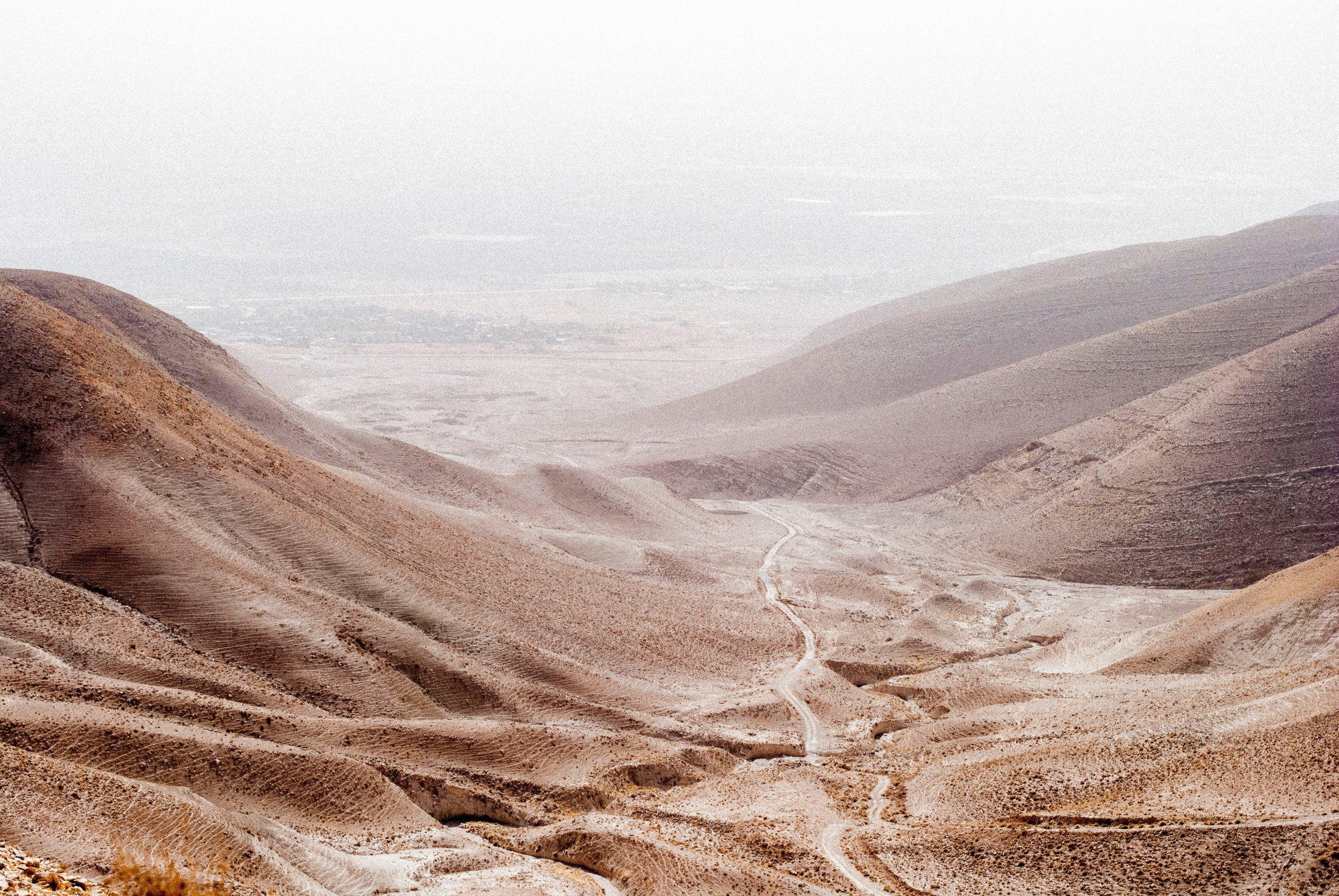 Negev Desert, Israel - March 21 - 27th, 2020