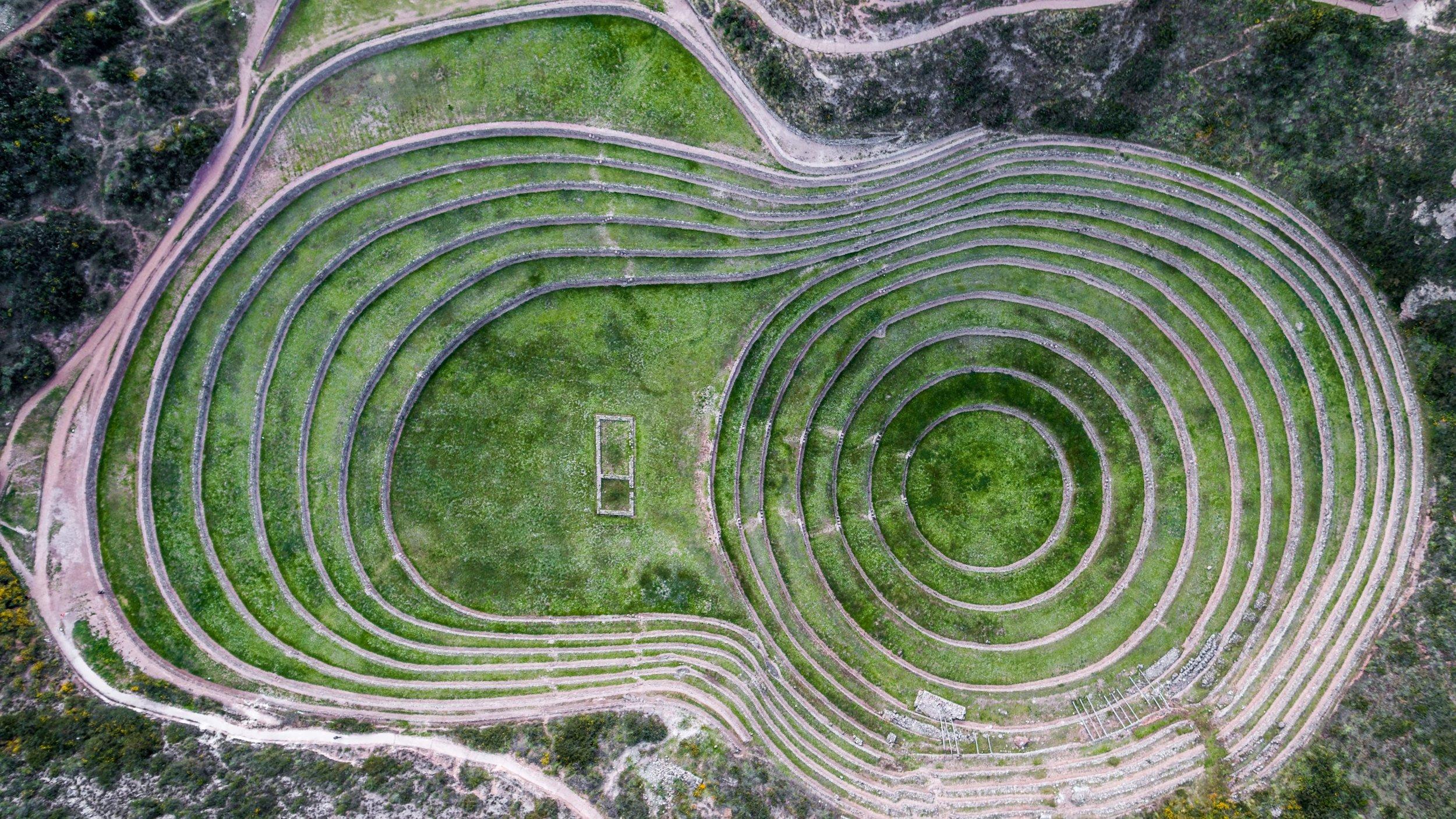 Valle Sagrado Sacred valley Peru running retreat by Aire Libre